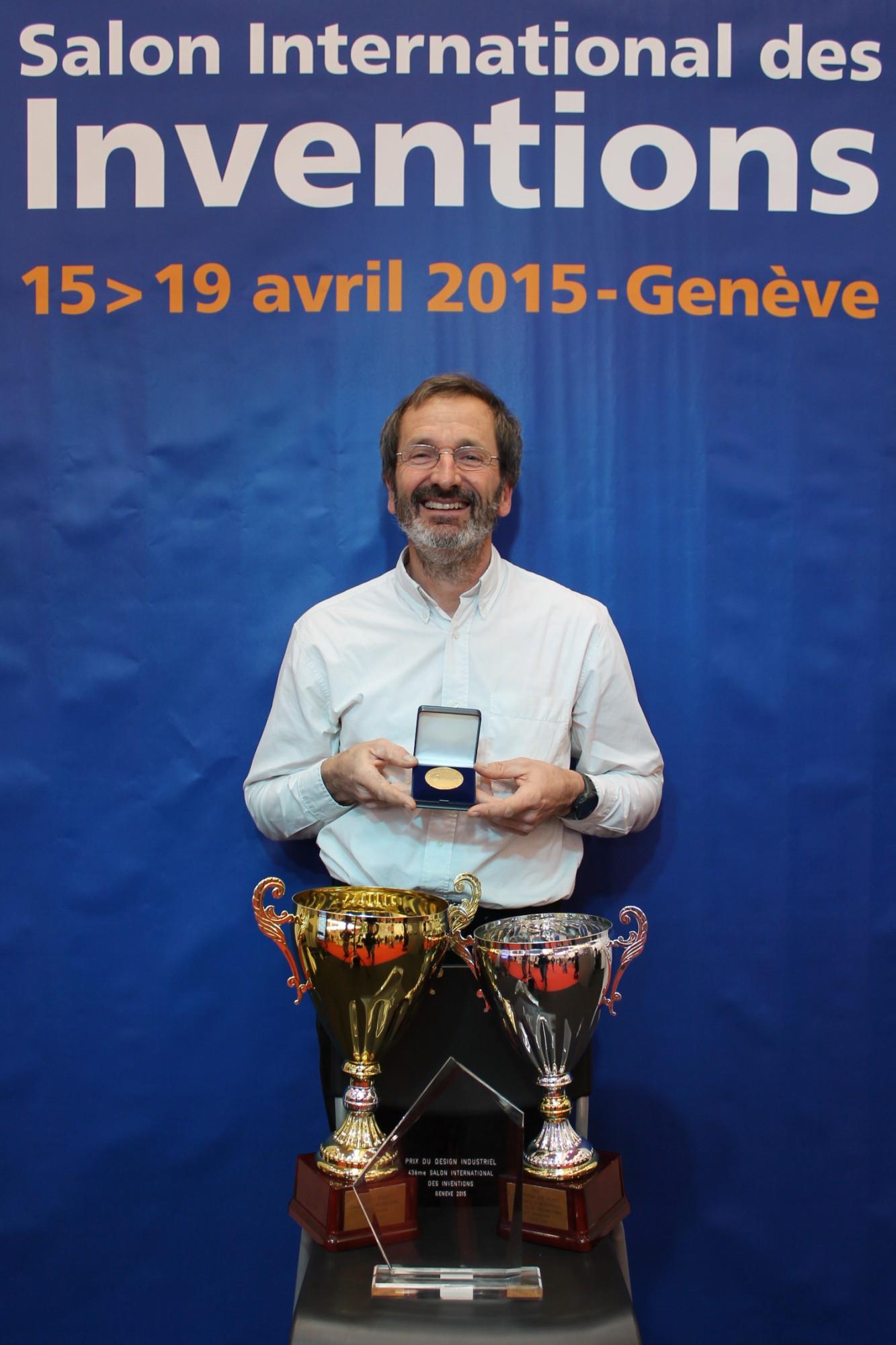 Salon international des inventions de gen ve v hicule swincar - Salon des inventions paris ...